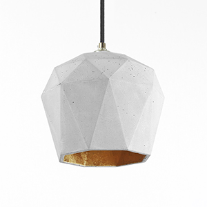 Concrete Lighting design pendant light