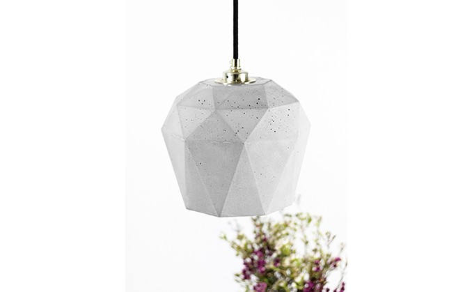 Big Diamond Pendant Light