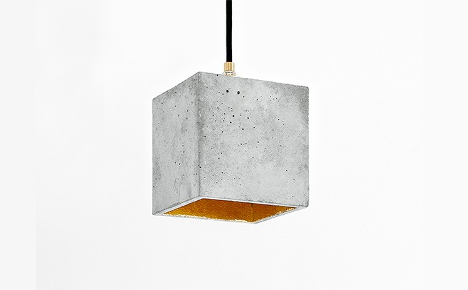 Boxo Pendant Light