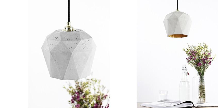 Big Diamond Pendant Light