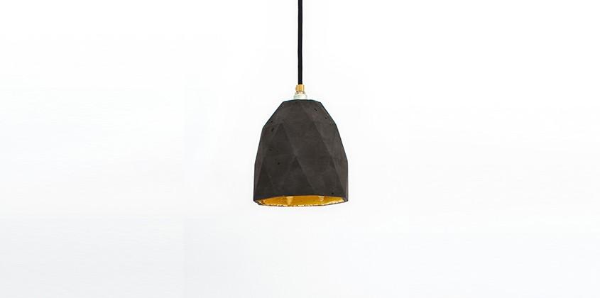 Honeycomb Dark Pendant Light