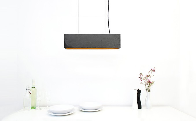Industriel Dark Pendant Light